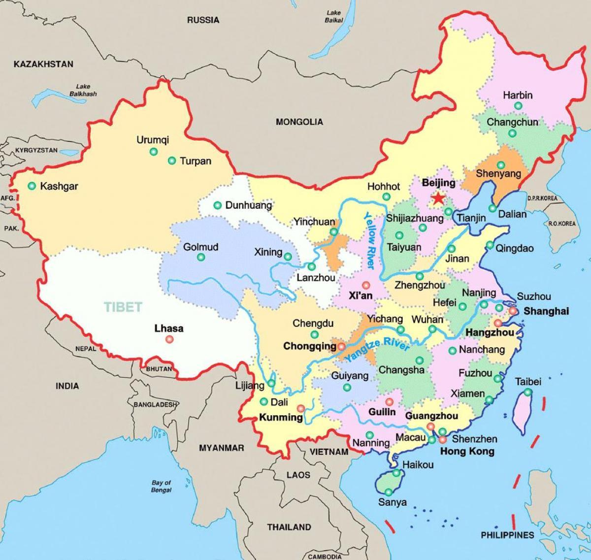 Grandes Villes D Asie